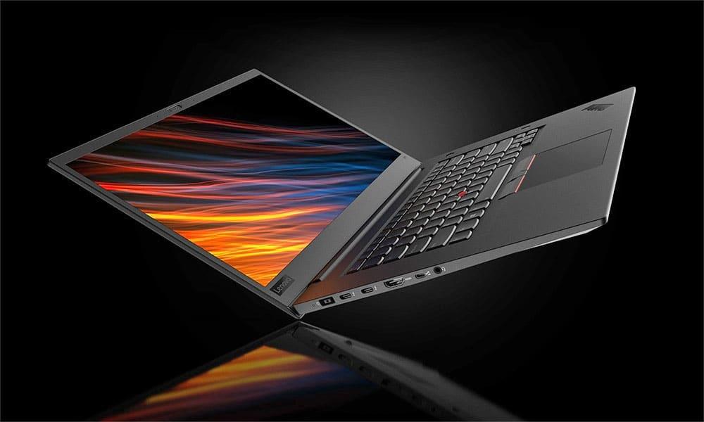 الحاسب المحمول ThinkPad P1