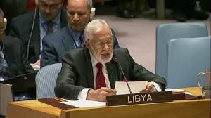 وزير الخارجية الليبي محمد سيالة