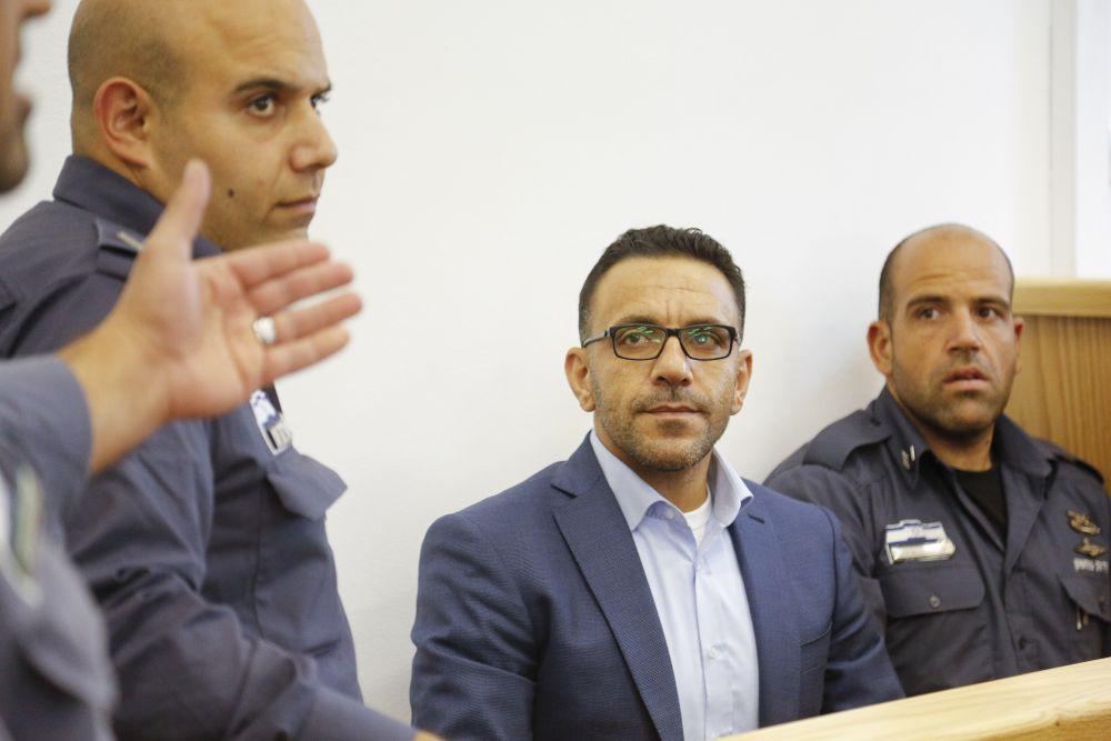 محافظ القدس في محاكم الاحتلال