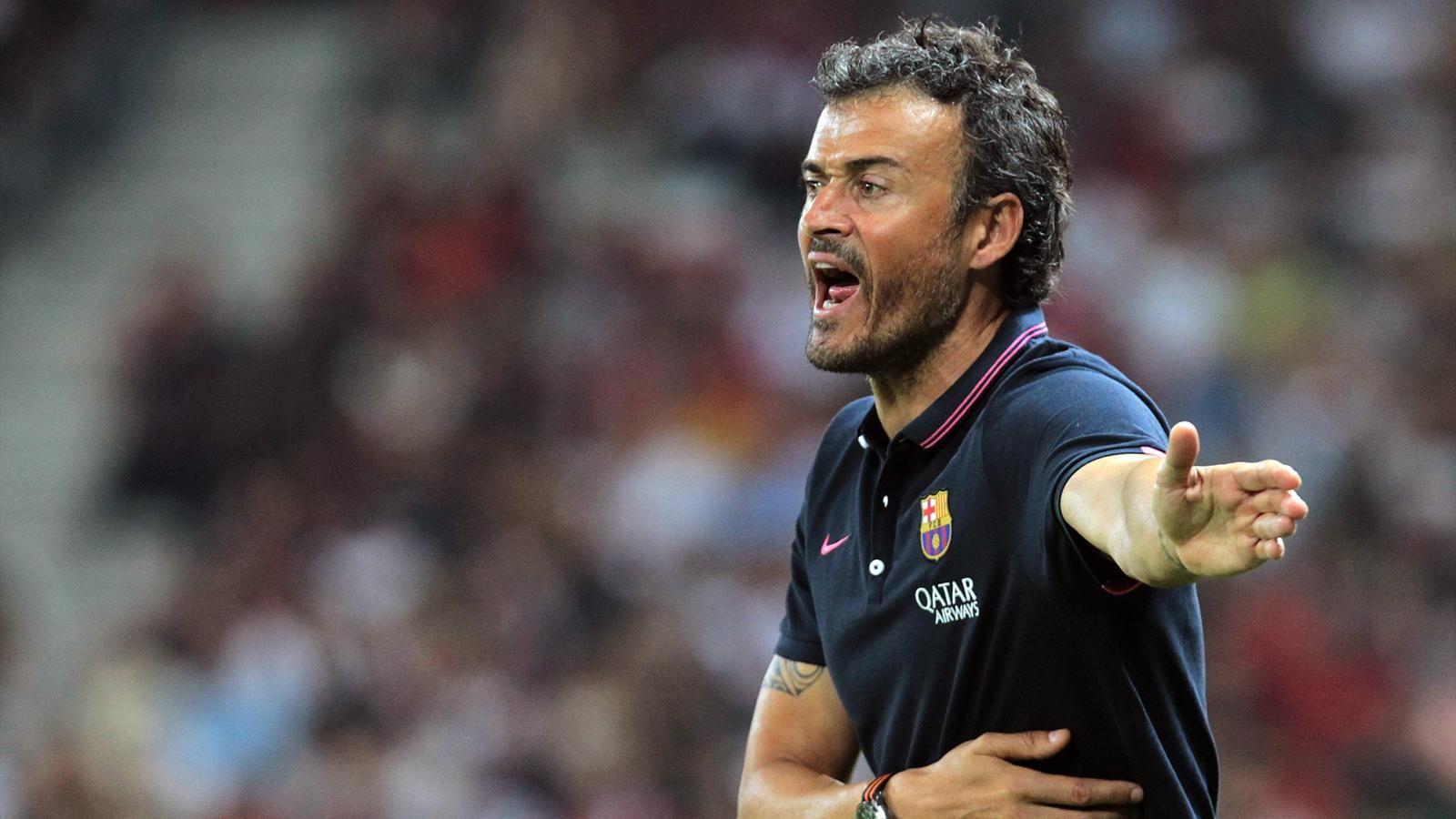 الكشف عن مدرب برشلونة الجديد