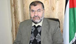 فتحي قرعاوي النائب عن حماس في المجلس التشريعي