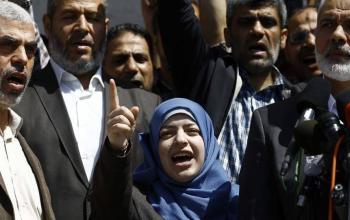 زوجة فقها: لن أحضر إعدام قتلة زوجي