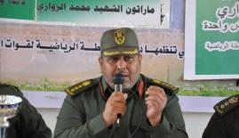 العميد نعيم الغول رئيس جهاز الامن الوطني الفلسطيني