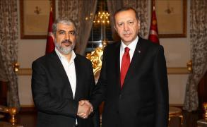 حماس: أكدنا للمسؤولين الأتراك ضرورة رفع الحصار عن غزة
