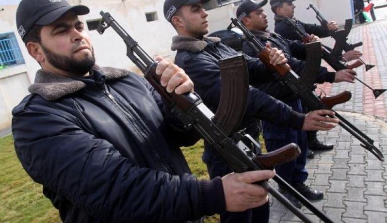 وزارة الداخلية والأمن الوطني في غزة