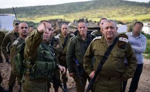 أيزنكوت: العمليات الفلسطينية ستتواصل لفترة