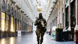 بلجيكا تعلن خفض حالة التأهب للدرجة الثالثة