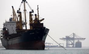 الأمم المتحدة تفتش واردات اليمن البحرية