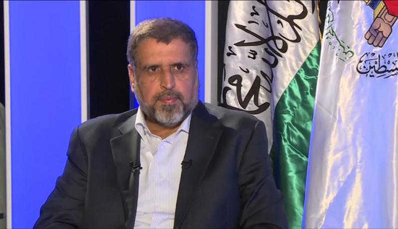 الأمين العام لحركة الجهاد الاسلامي رمضان شلح