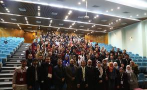 جامعة النجاح تستضيف الحدث التكنولوجي IEEE Grand Tech 2016