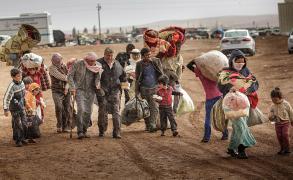 دعوة لأوروبا لتسريع استقبال اللاجئين