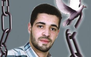 الأسير محمد القواسمة يواصل إضرابه عن الطعام