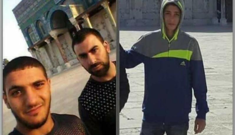 إسرائيل تحتجز جثامين شهداء عملية الأقصى