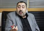 طاهر النونو القيادي في حركة حماس - عدسة محمود أبو حصيرة