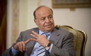 هادي: الحوثيون وأتباع صالح يبحثون عن خروج آمن