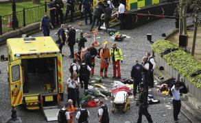 اعتقال شاب على خلفية هجوم لندن