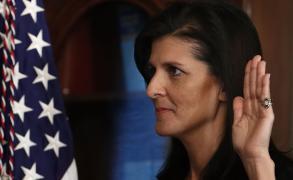 """السفيرة الأميركية لدى الأمم المتحدة: زمن إدانة """"إسرائيل"""" ولى"""