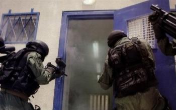 """""""الأسرى"""": عمليات التفتيش في سجن عسقلان ما زالت مستمرة"""