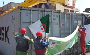جمعية جزائرية: مصر توافق على مرور قافلة مساعدات إلى غزة