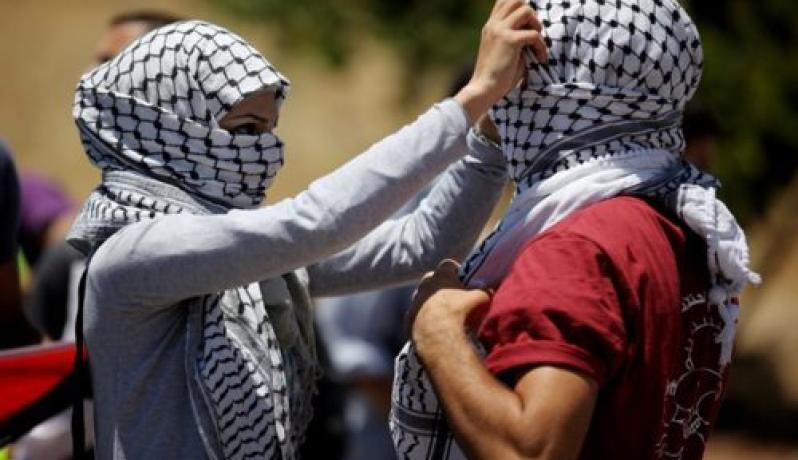 المرأة والشعب المسلح