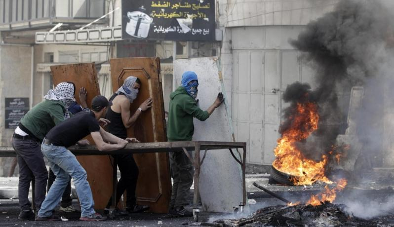 مواجهات مع الاحتلال بمدن الضفة