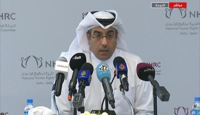 المري: نطالب السعودية برفع العراقيل أمام حجاج قطر