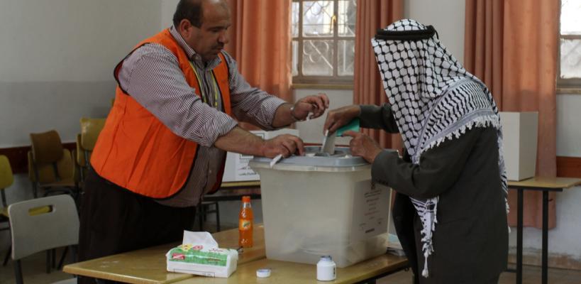 الضفة تُجري الإنتخابات البلدية دون قطاع غزة والقدس