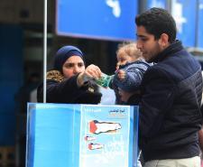 حملة تبرعات في بيت لحم لأهالي شهداء القدس المهدمة بيوتهم