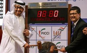 الإمارات توقع اتفاقات اقتصادية مع الهند