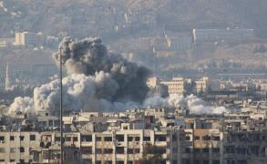 غارات روسية تقتل العشرات في شرق سوريا