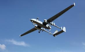 طائرة استطلاع مأهولة مخصصة لقطاع غزة