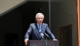 هشام كحيل المدير التنفيذي للجنة الانتخابات المركزية بغزة