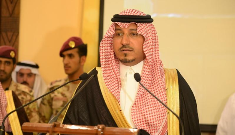 الأمير منصور بن مقرن
