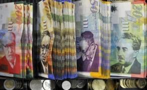 أسعار صرف العملات مقابل الشيقل (الإسرائيلي)