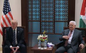 قيادي فتحاوي: عباس محبط من نتائج زيارة ترامب