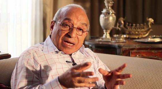 الكاتب المصري فهمي هويدي