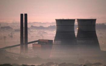 غيمة سوداء تقود مهندسا لحل مشكلة تلوث