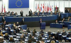 """البرلمان الأوروبي يناقش قرار رفع حماس من """"الإرهاب"""""""