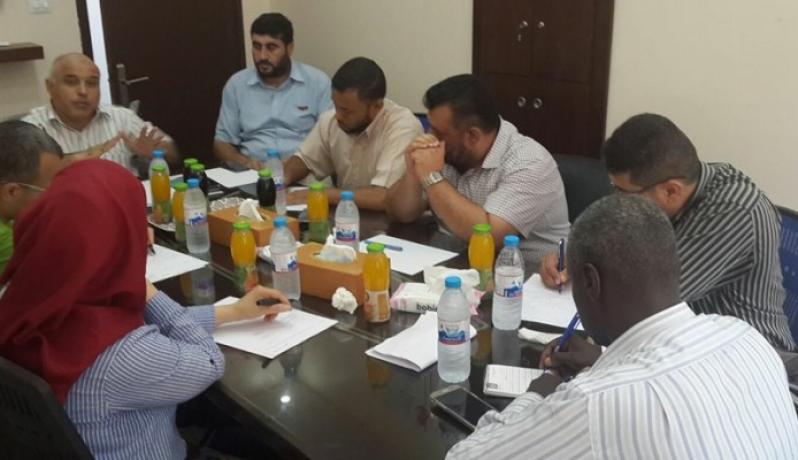 أطر إعلامية تدرس تشكيل لجنة موحدة لحماية الصحفيين
