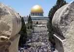 192 فلسطينيًا يغادرون غزة للصلاة في الأقصى
