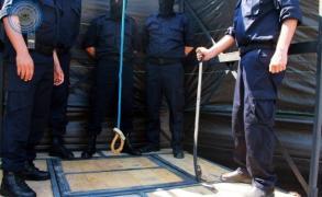 الحكم بإعدام مُدان بالقتل في غزة