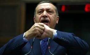 أردوغان: سياسة واشنطن حوّلت المنطقة لبركة دماء
