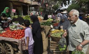 ارتفاع معدل التضخم الأساسي السنوي في مصر
