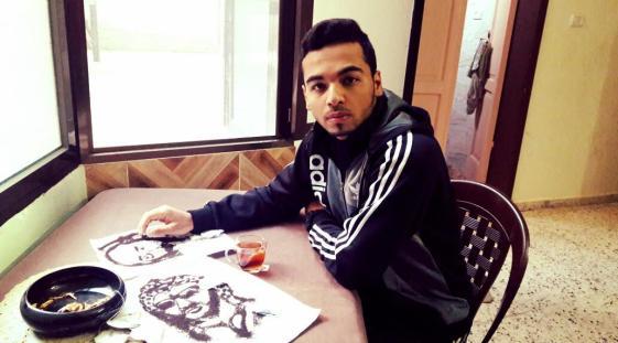 الشاب عبدالله حسنين