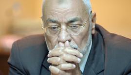 المرشد السابق للاخوان محمد مهدي عاكف