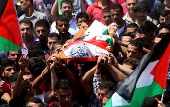 """حماس تنعى الشهيد """"خصيب"""" منفذ عملية الدهس بالقدس"""