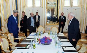 ظريف: الاتفاق النووي بات قريبا جدا