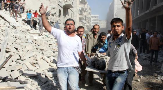 مجازر يومية ترتكب بحق الفلسطينيين في سوريا