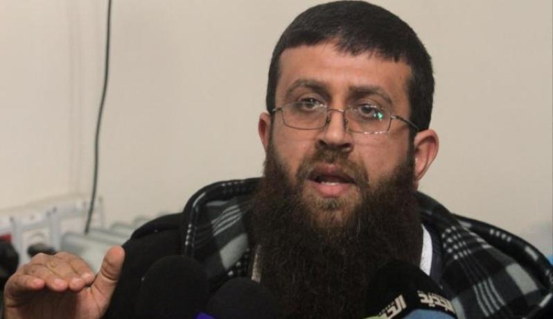 : خضر عدنان: الصحفي يدفع ثمن انحيازه للقضية بالضفة