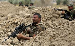 تنظيم الدولة يهاجم الجيش والصحوات بالأنبار